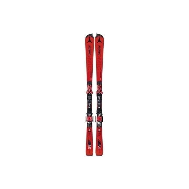 Atomic Redster S9 FIS Junior Slalom Race Skis 152cm + X12 TL RS Bindings (2018)