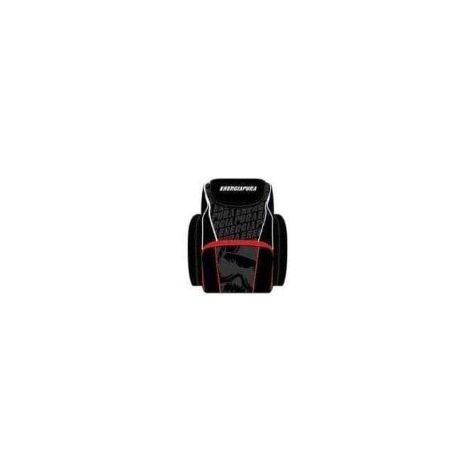 Energiapura Race Bootbag/Backpack Large 72L - Black/Red