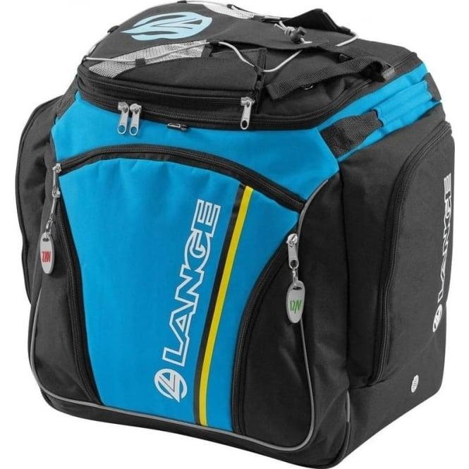 Lange Heated Bootbag/Backpack 220v and 12dc - Black/Blue