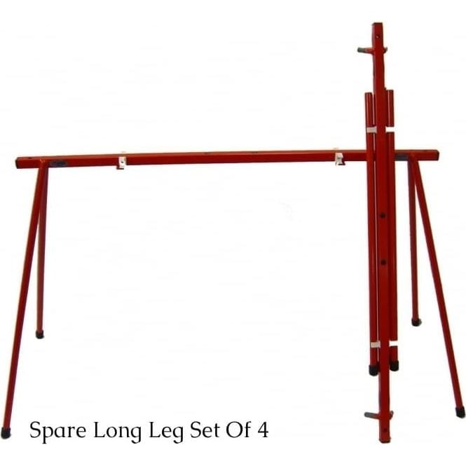 Cookski Bench Spare Long Leg Set Of 4 Ski Benches Vices