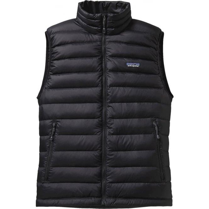 Patagonia Men's Down Sweater Vest - Black