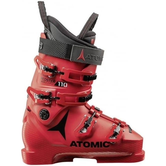 Atomic Race Ski Boots Redster WC 110 - Red