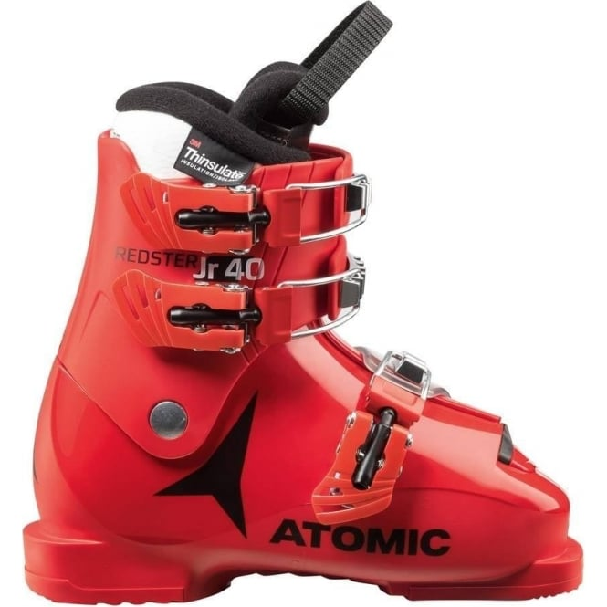 Atomic Junior Ski Boots Redster 60 - Red