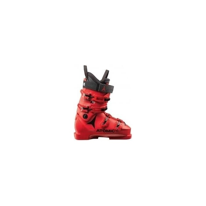 Atomic Junior Ski Boots Redster Club Sport 70 Lc - Red
