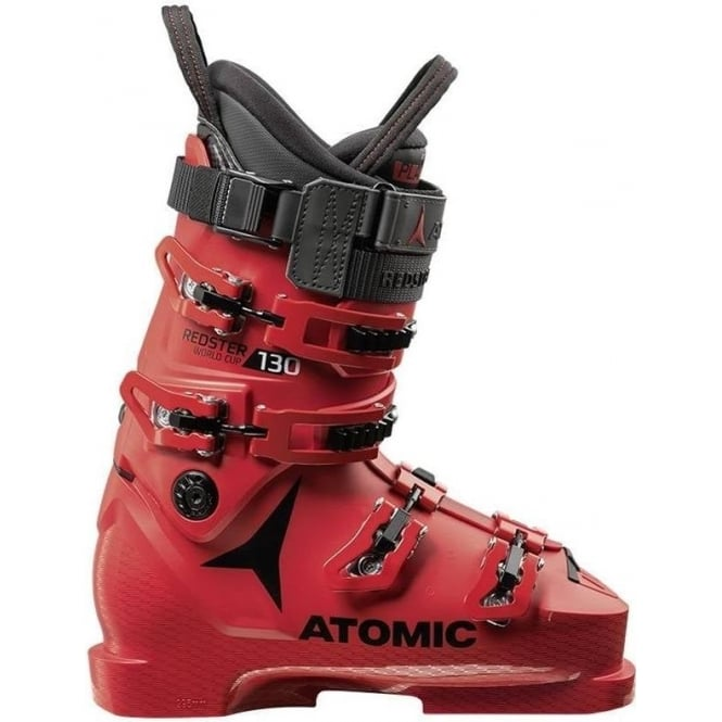Atomic Race Ski Boots Redster WC 130 - Red