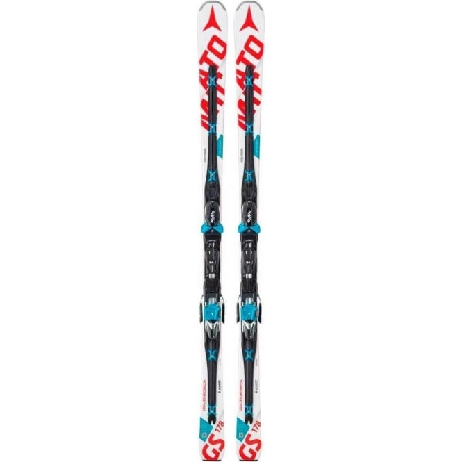 Atomic Race Skis Redster Doubledeck GS Mtl 16.5m 172cm (2017)