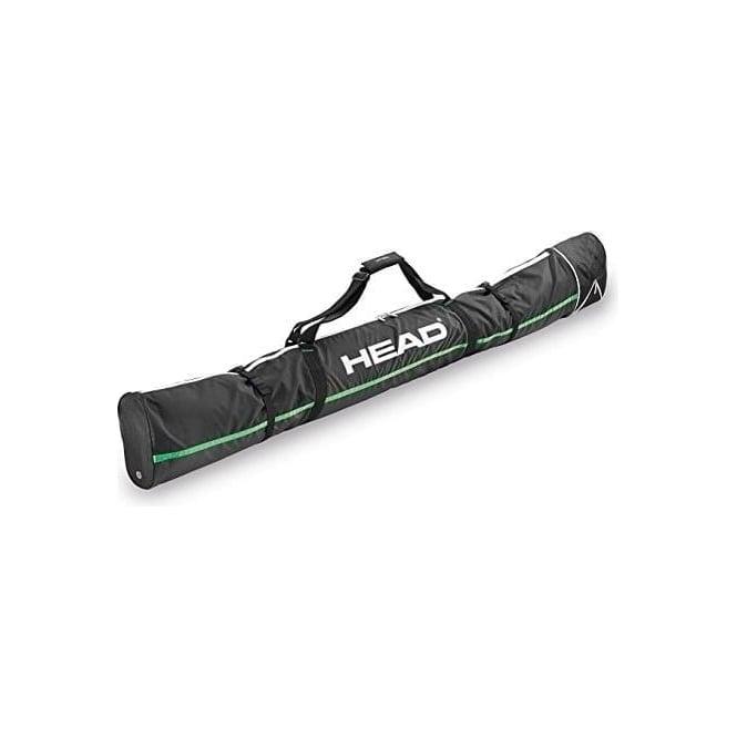 Head Double Ski Bag Extendable 170 cm to 195cm