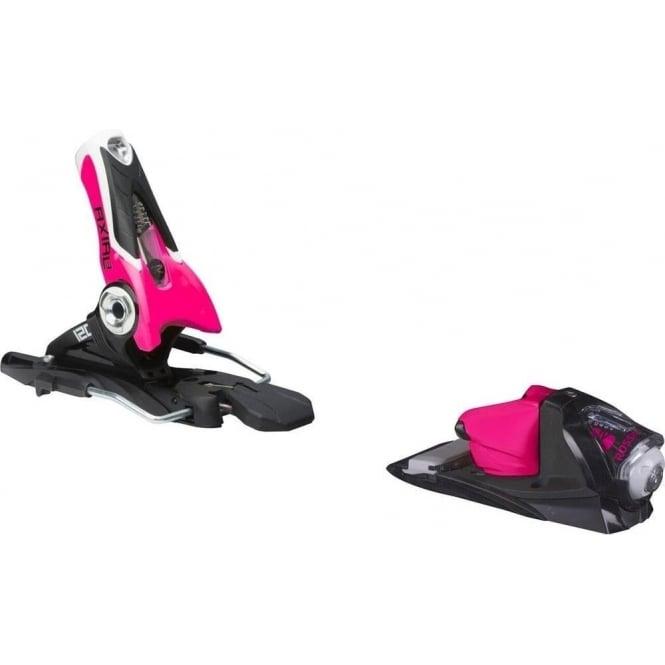 Rossignol Ski Binding Axial3 Dual120 XXL Black / Pink