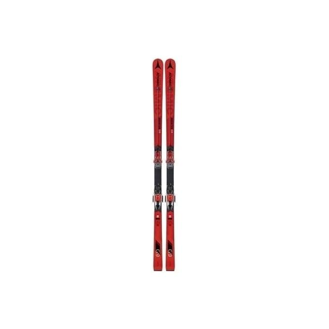 Atomic Redster G9 FIS GS Unisex Skis 193cm - 30m + X16 VAR (2018)