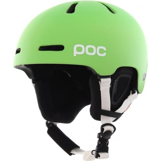 POC Fornix Helmet - Iodine Green