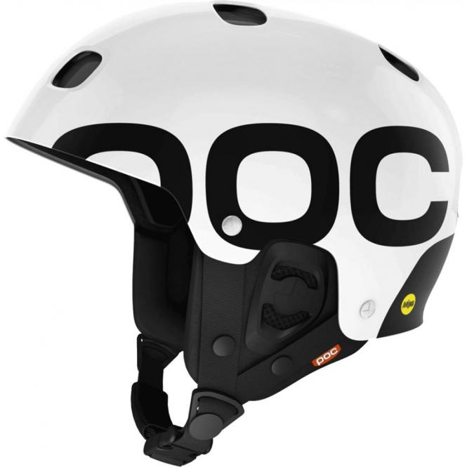 POC Helmet Receptor Bc Mips - Hydrogen White