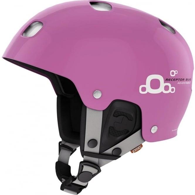 POC Helmet Receptor Bug Adjustable - Pink