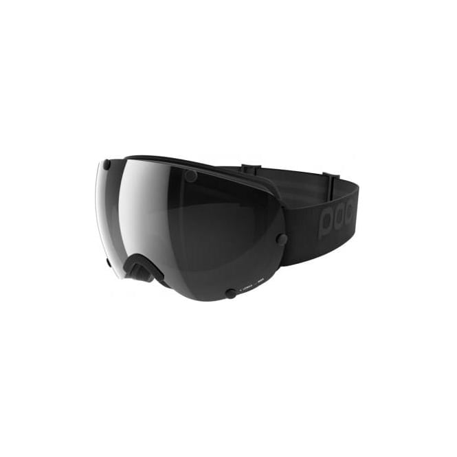 POC Goggle Lobes O/s - Uranium Black