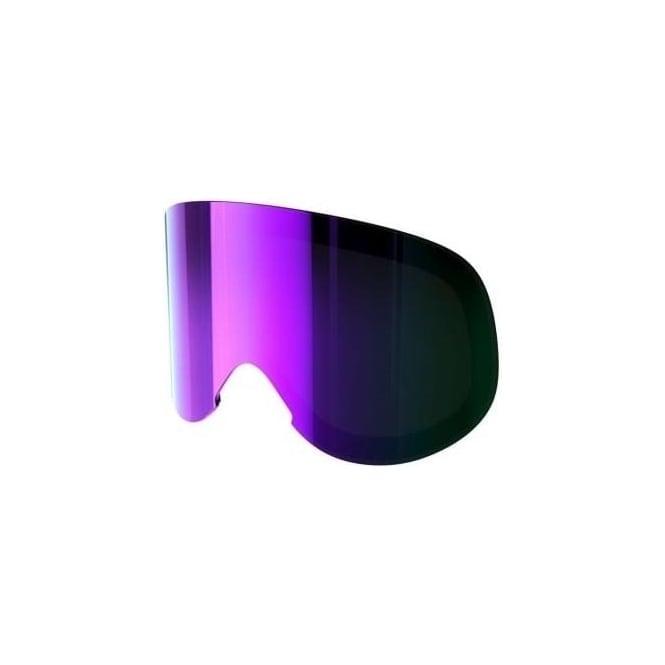 POC Goggles Lid Spare Lens - Grey Purple Mirror