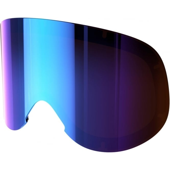 POC Goggles Poc Lid Spare Lens Persimmon Blue Mirror