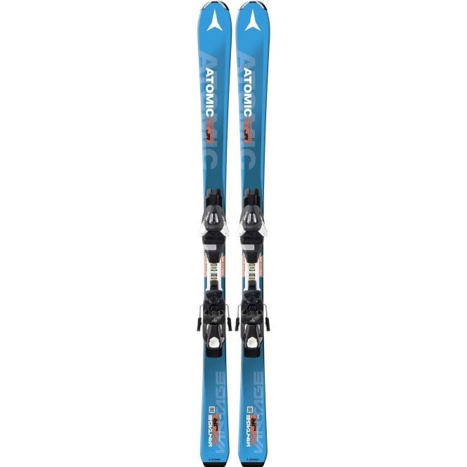 Atomic Vantage JR III Junior Skis 140cm + Easytrak C5 Bindings (2018)