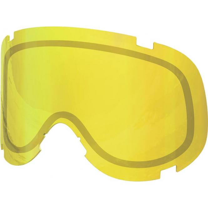 POC Cornea Double Lens - Yellow