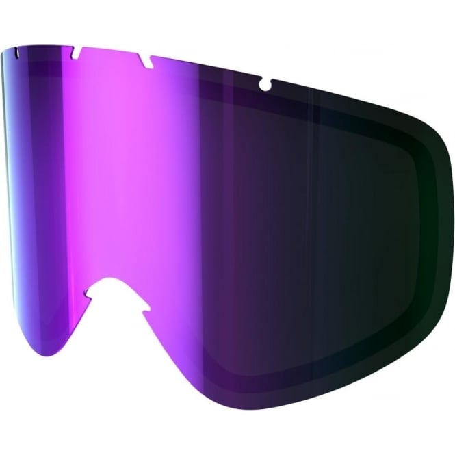 POC Iris Lens (Small)- Grey Purple Mirror
