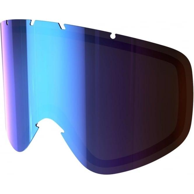 POC Iris Lens (Medium)- Persimmon Blue Mirror