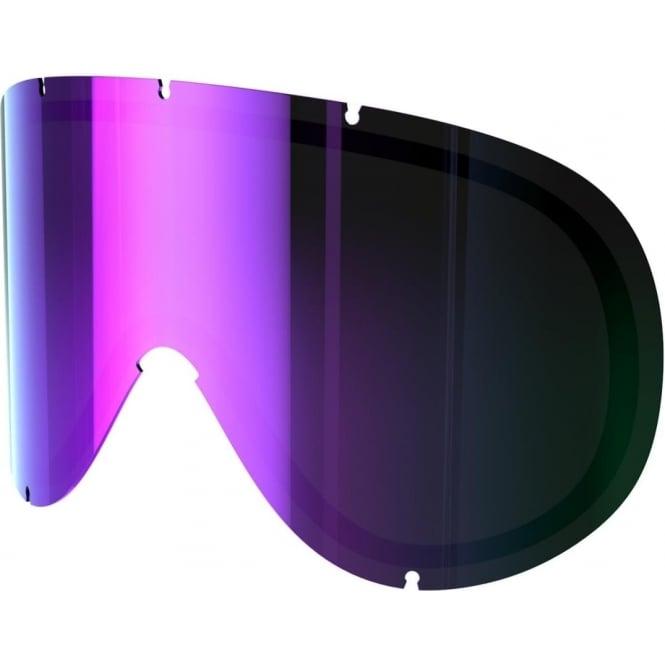 POC Retina Double Lens (Large)- Grey Purple Mirror