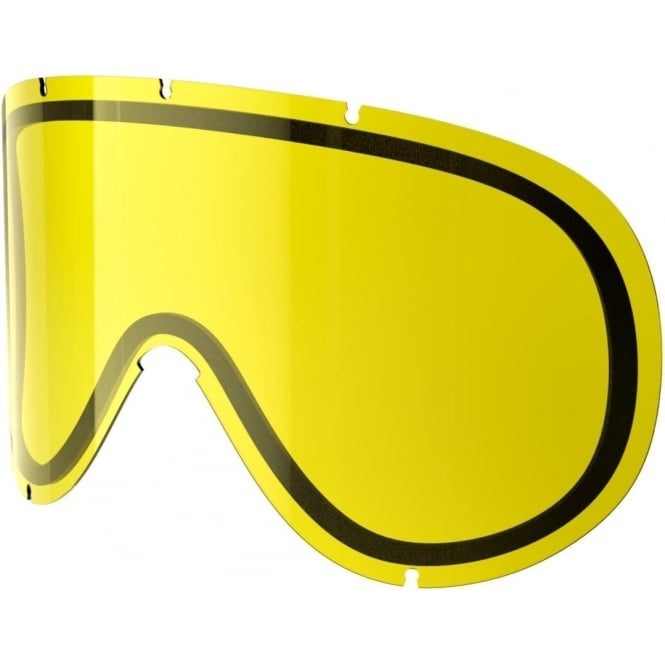 POC Retina Big Double Lense - Yellow
