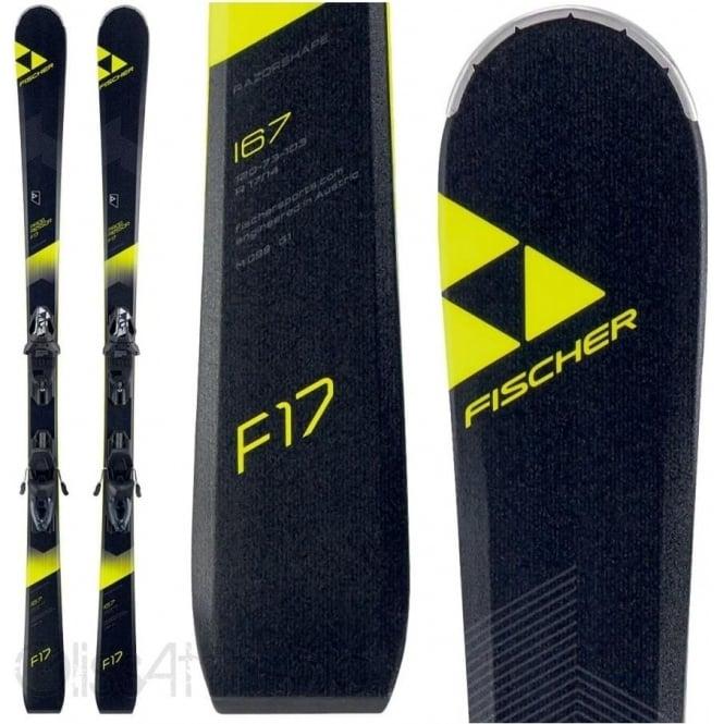 Fischer Progressor F17 + RS10 Binding - 174cm (2018)