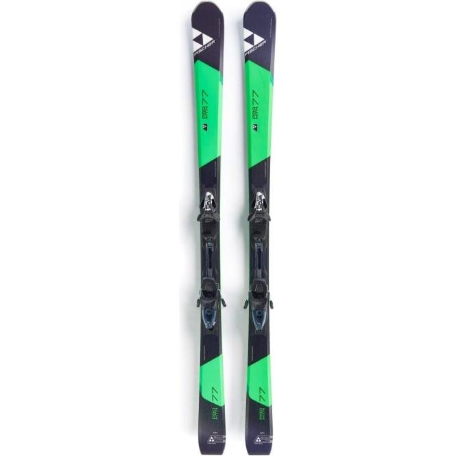 Fischer Pro MTN 77 Skis + RS11 Binding 164cm - Ex Demo