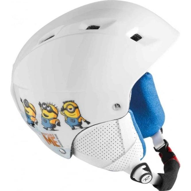 Rossignol Rosssignol Comp Jr Minions Helmet