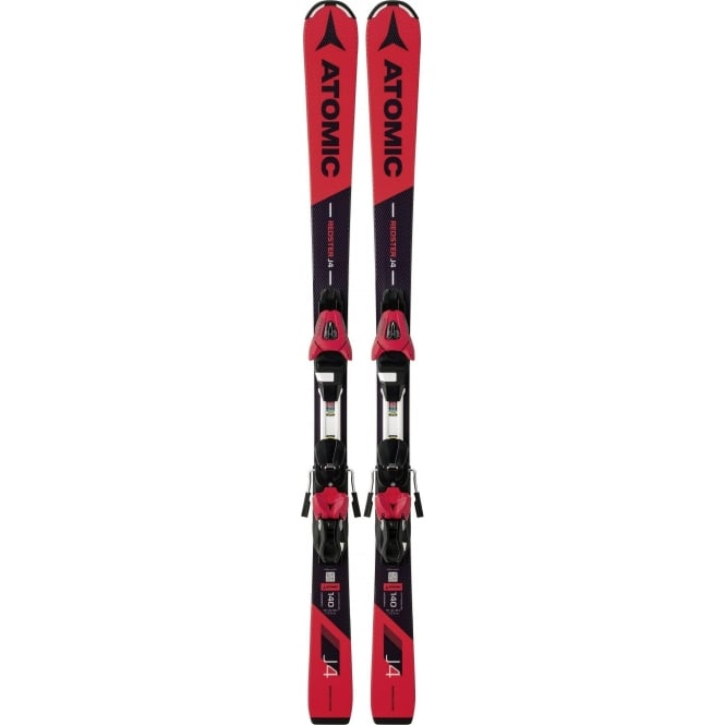 Atomic Redster J4 Junior Slalom Skis 140cm + L7 Binding (2018)
