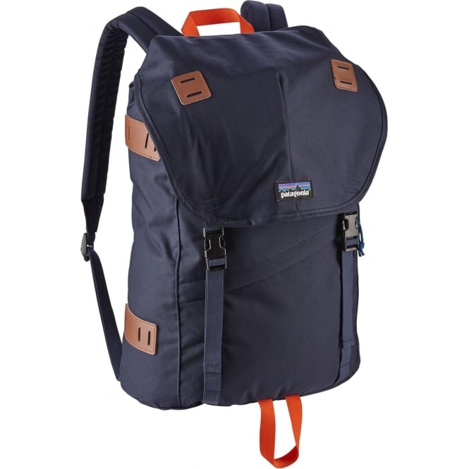 Patagonia Arbor Backpack 26l - Navy/Red