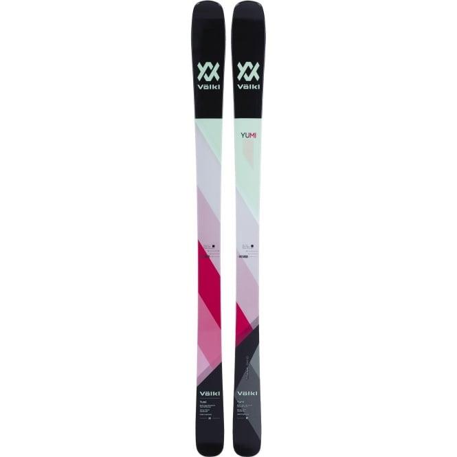 Volkl Yumi Women's Skis - 154cm (2018)