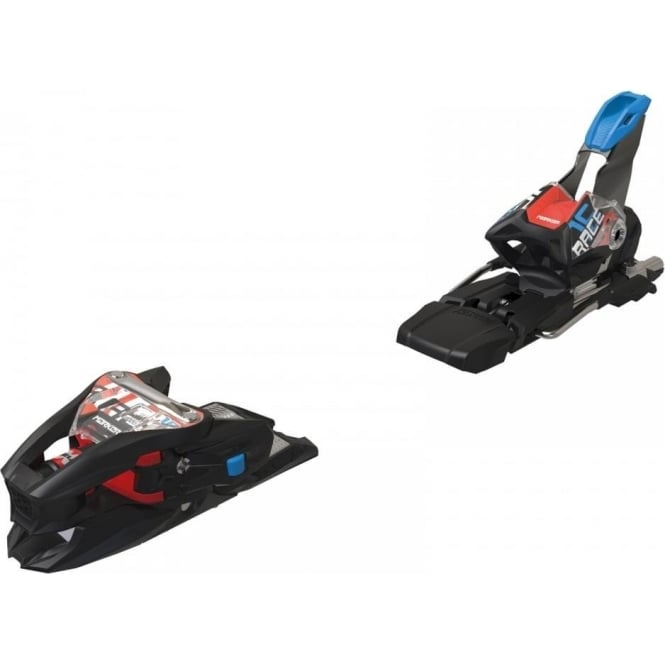 Marker Race X-cell 16.0 Binding - Black/Red (2018)