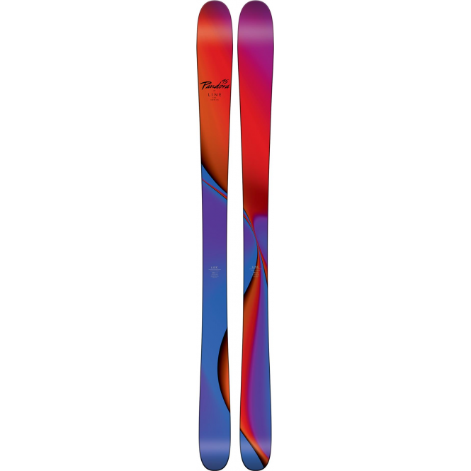 Line Pandora 95 Women's Ski - 162cm (2018)