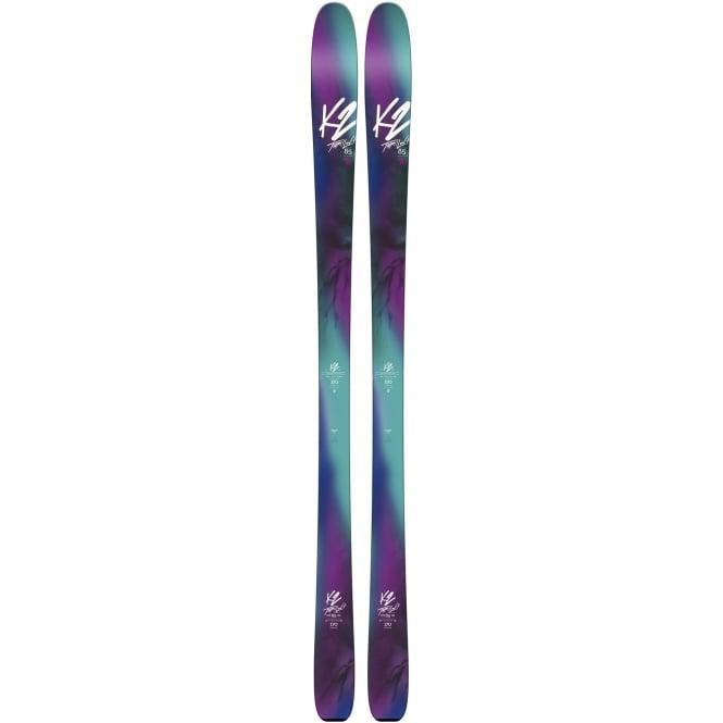K2 Thrilluvit 85 Women's Ski - 163cm (2018)