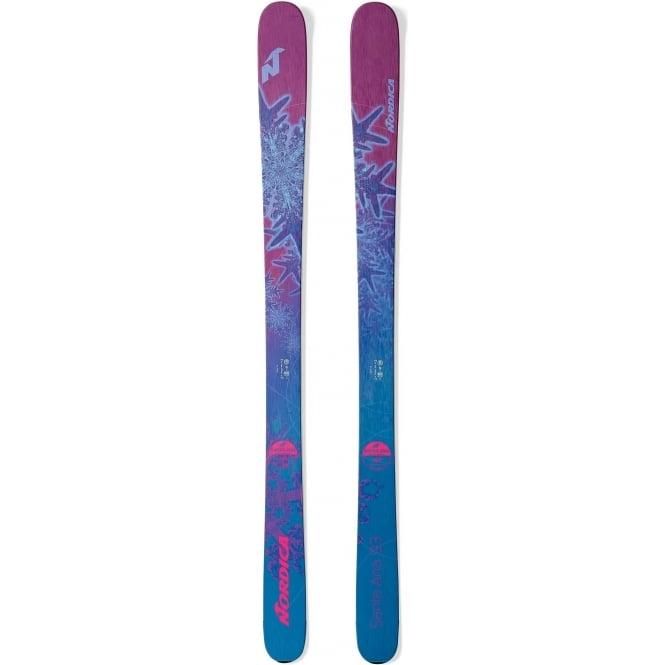 Nordica Santa Ana 93 Women's Ski - 169cm (2018)
