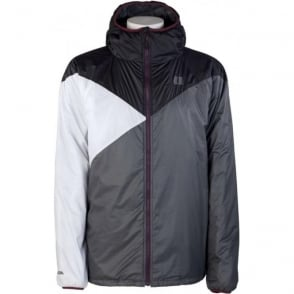 Mens Goblin Insulator Jacket - Black/Grey/White