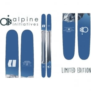 JJ 2015 Alpine Initiatives Limited Edition 175cm