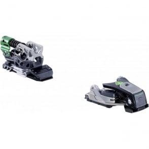 Beast 16 (6-16 DIN) 105mm brakes