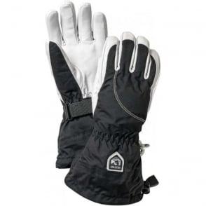 Wmns Heli Ski Glove - Black/White