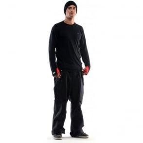 Men's Supa Tech Long Sleeve - Black