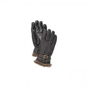 Alpine Female Winter Forest Gloves - Black