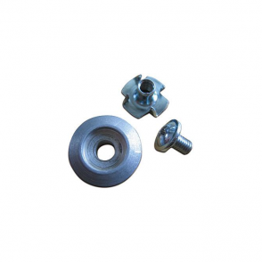 Aluminium Lower Cable Anchor Kit