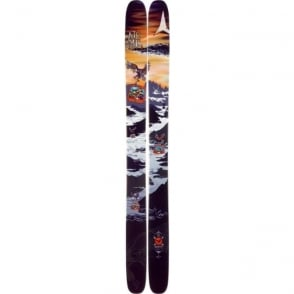Atomic Bent Chetler Skis + STH 216 183cm (2014)