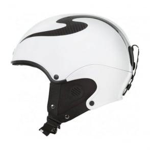 Rooster Helmet- Gloss White