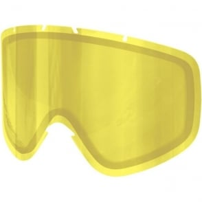 Iris Double Lens (Medium) - Yellow