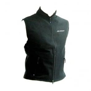 Slytech 2nd Skin Fleece Vest - Black