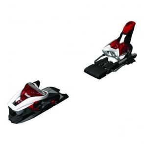 Race Binding Xcell 16 White/Red
