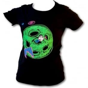 Wmns Universe T-Shirt - Black