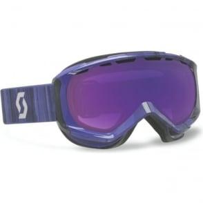 Reply ACS Goggles - Batik Purple/Purple Chrome Lens Cat. 2