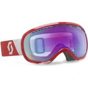 Off-Grid Goggles - Red/White with Illuminator Lens Cat. 1